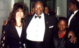 Cindy and BB King